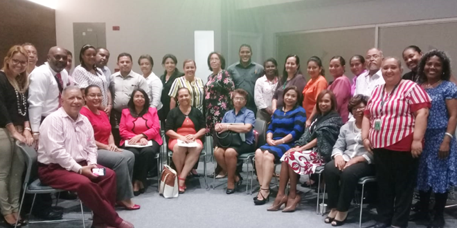 Fundamorgan capacitó a Directores de escuelas públicas de San Miguelito