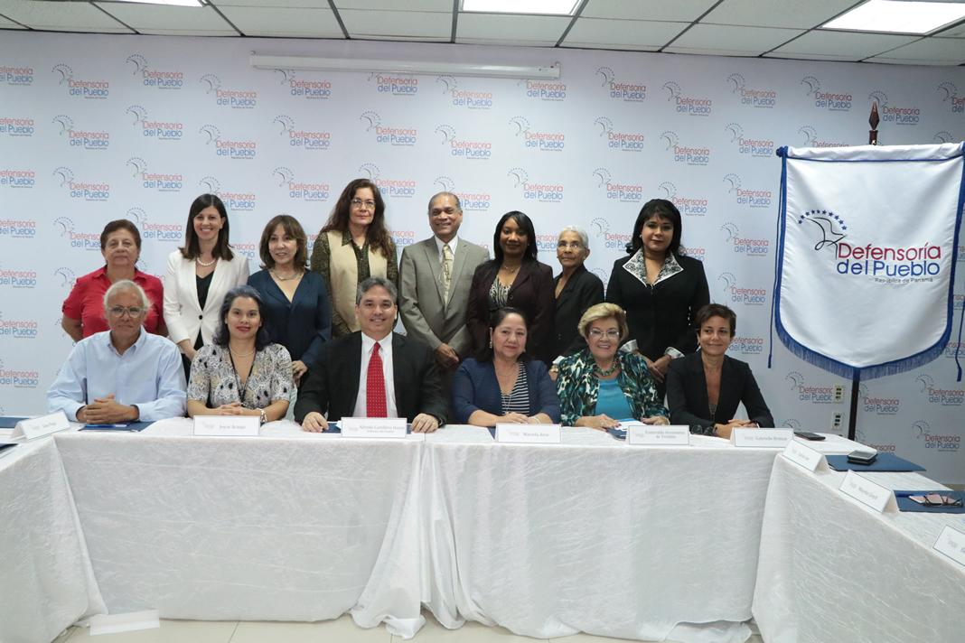 Defensoría del Pueblo crea Consejo Consultivo en materia de Derechos Humanos