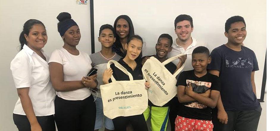 EL Programa de Ciudadanía Responsable llega a Fundación Espacio Creativo