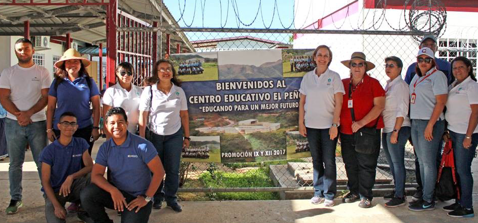Fundamorgan acompaña a Nutrehogar en Feria en la Comarca Ngabe Buglé