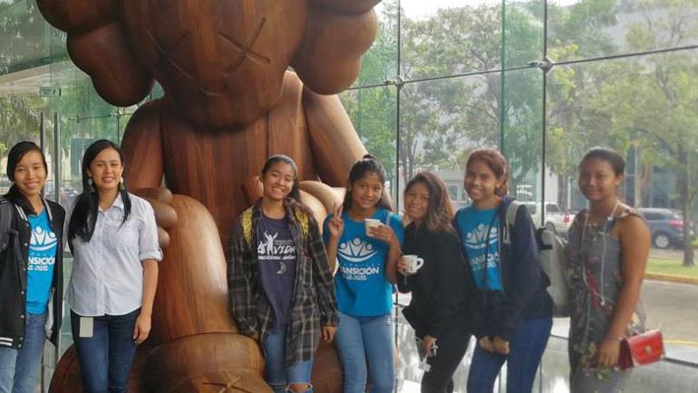 Fundamorgan realiza taller sobre prevención del Bullying