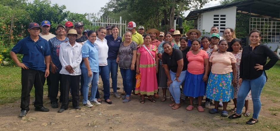 Fundamorgan brinda talleres de prevención en Cañazas de Veraguas