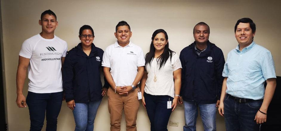 Fundamorgan brinda jornada de orientación legal a colaboradores de Felipe Motta