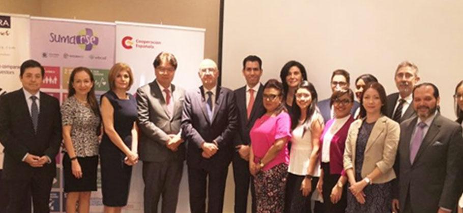 Fundamorgan participa en Comité de expertos en Proyectos de Gestión Ética para la Competitividad organizado por Sumarse y AECID