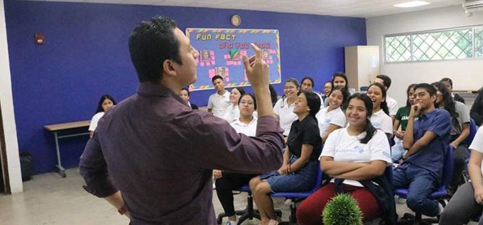 115 jóvenes de Fundación Alberto Motta de La Chorrera fueron capacitados por Fundamorgan