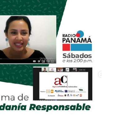 Llegamos a la radio con nuestro programa de Ciudadanía Responsable ¡Sintonízanos!