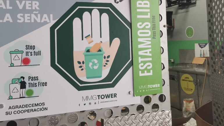 Rompiendo el récord en reciclaje