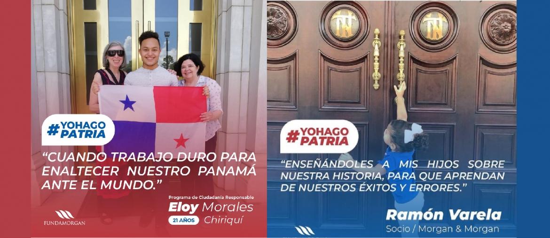 Campaña #YoHagoPatria