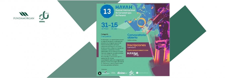 Categoría especial en HAYAH Festival Internacional de Cortometrajes de Panamá