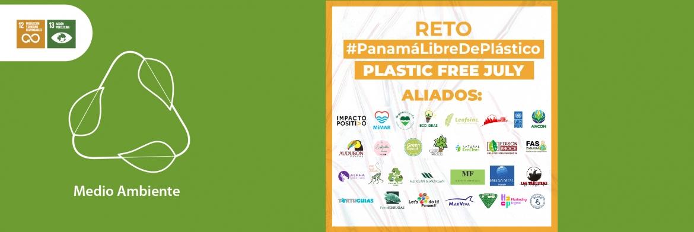 Apoyamos la campaña #PanamáLibreDePlásticos